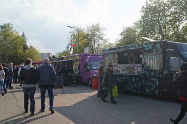 Majówka z food truckami - fot. MC