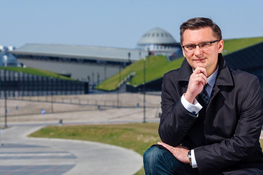 Marcin Krupa - fot. mat. pras