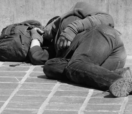 Bezdomny – fot. Pixabay