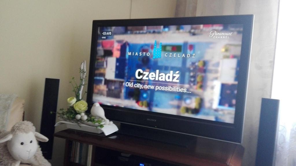 Kampania telewizyjna Czeladź - fot. Facebook/Zbigniew Szaleniec
