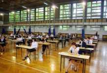 Egzamin gimnazjalny - Fot. Arch.TZ