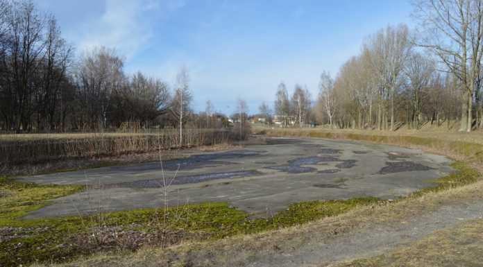 Park Grabek w Czeladzi - fot. MZ