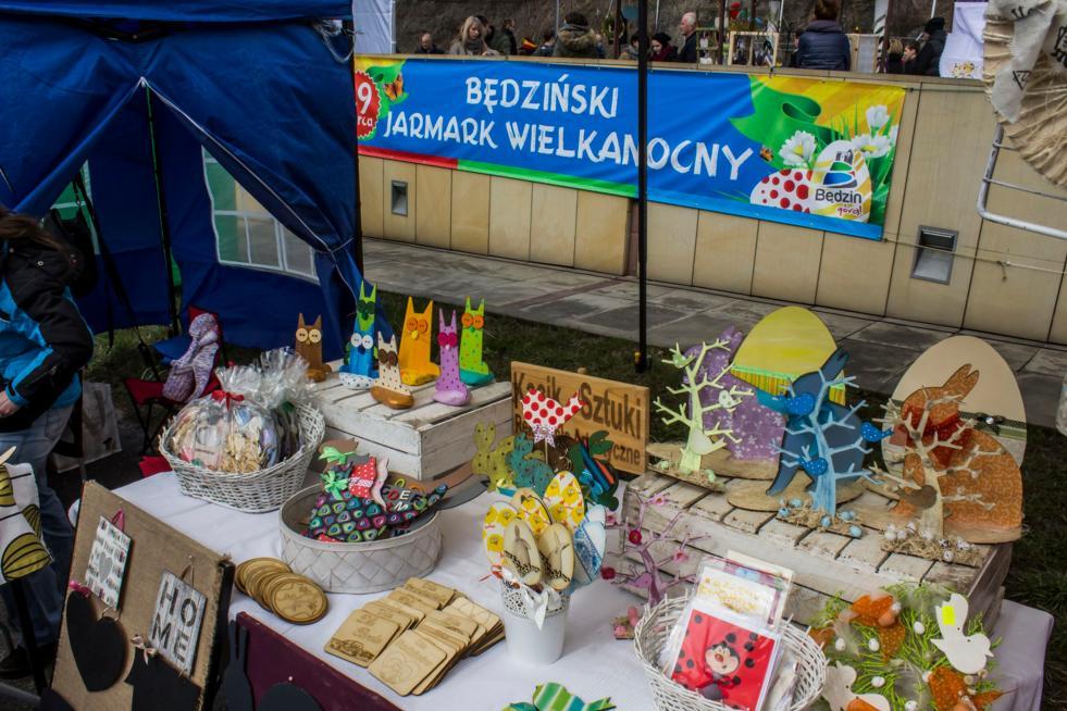 Jarmark Wielkanocny - fot. Muzeum Zagłębia