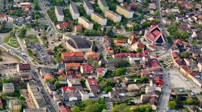 Jaworzno - fot. Andrzej Gontarz