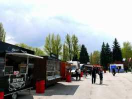 Majówka z food truckami - fot. Facebook/ @miastososnowiec