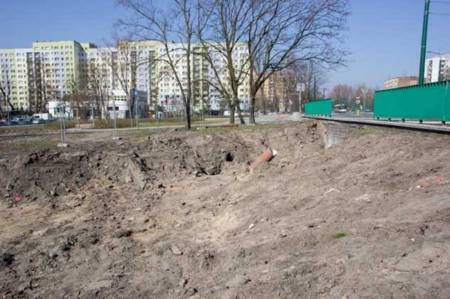 Remont przejścia przy ul. Kierocińskiej - fot. UM Sosnowiec