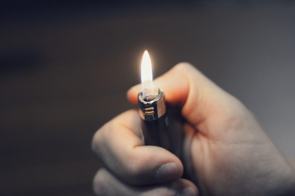 Zapalniczka – fot. Pixabay