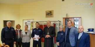 Policjanci pojawią się na lekcjach religii - fot. KMP w Sosnowcu