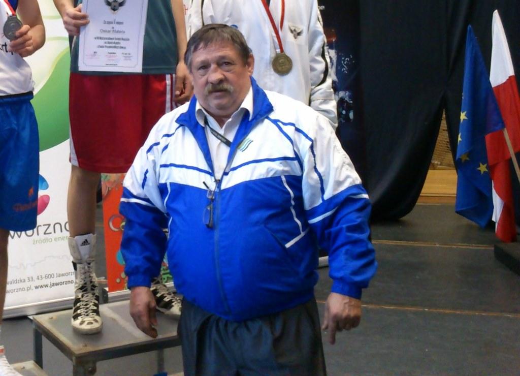 Henryk Średnicki – fot. Arch. TZ