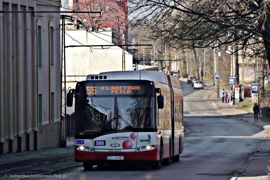 Remont torowiska ul. Staszica - fot. komunikacjazbiorowa.flog.pl