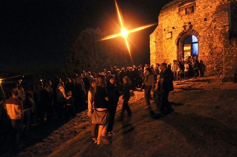 Noc Muzeów w Będzinie – fot. Bartosz Gawlik