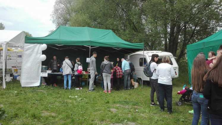 V Bieg na rzecz hospicjum w Sosnowcu - fot. EG