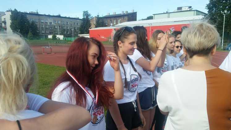 72-godzinna sztafeta biegowa w Sosnowcu - fot. MZ