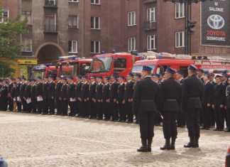 Dzień Strażaka w Sosnowcu - fot. MC