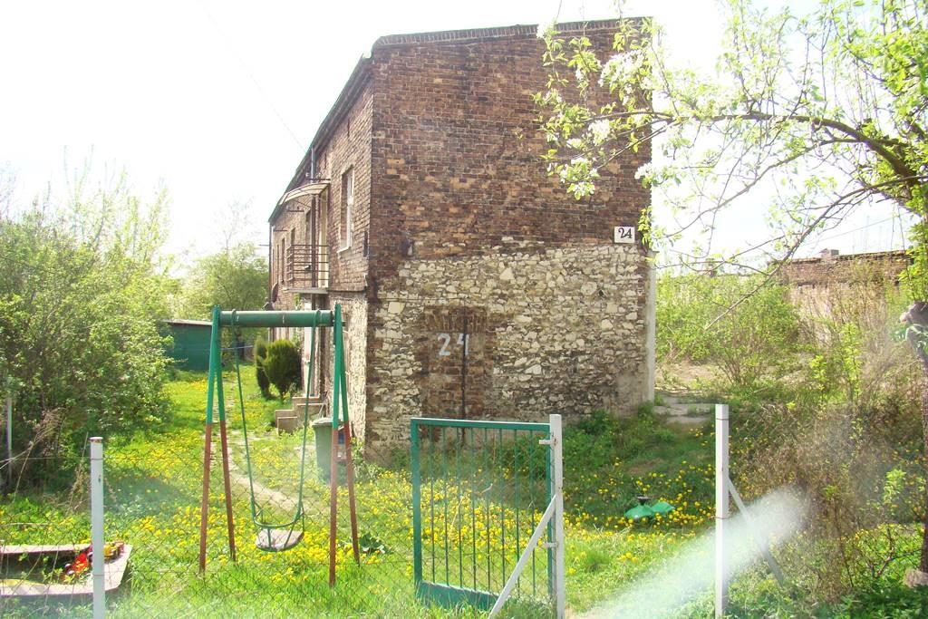 Kamienica przy ulicy Podsiadły 24 w Będzinie – fot. AR
