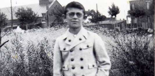 Menachem (Lior) Liwer – fot. archiwum prywatne Adama Szydłowskiego
