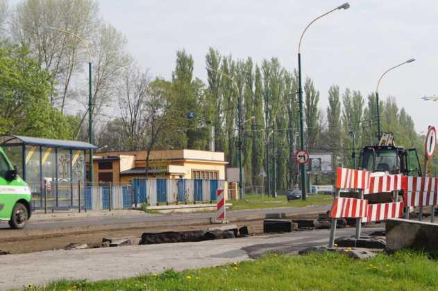 Przebudowa ul. 3 Maja w Sosnowcu - fot. MC
