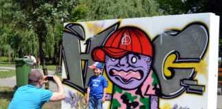 Bitwa Graffiti Będzin - fot. Arch TZ