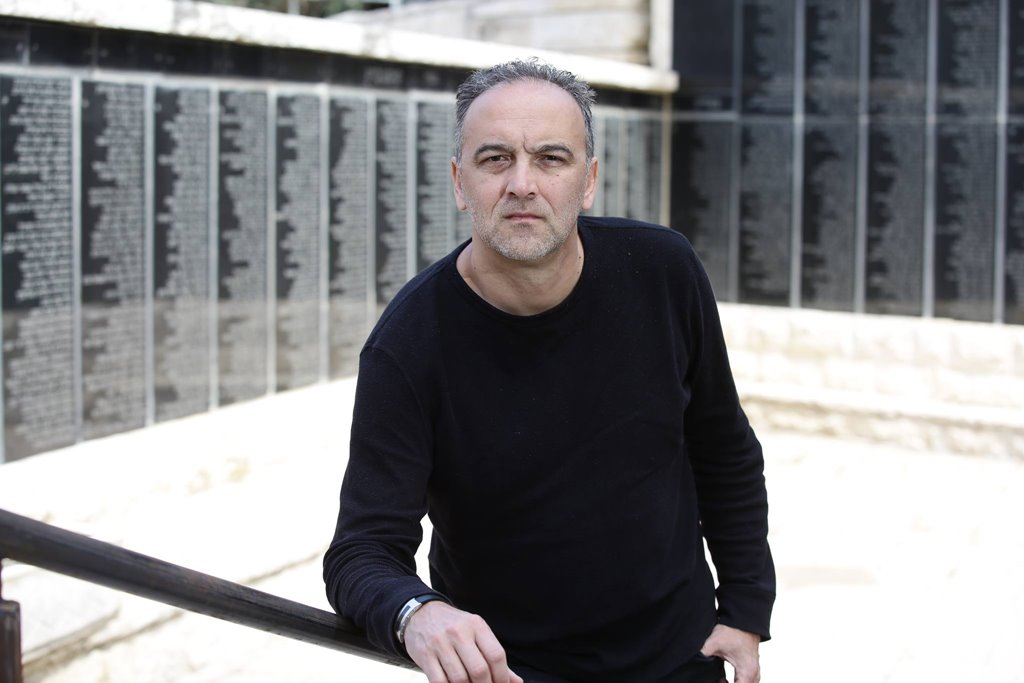 Adam Szydłowski - fot. Aloni Mor