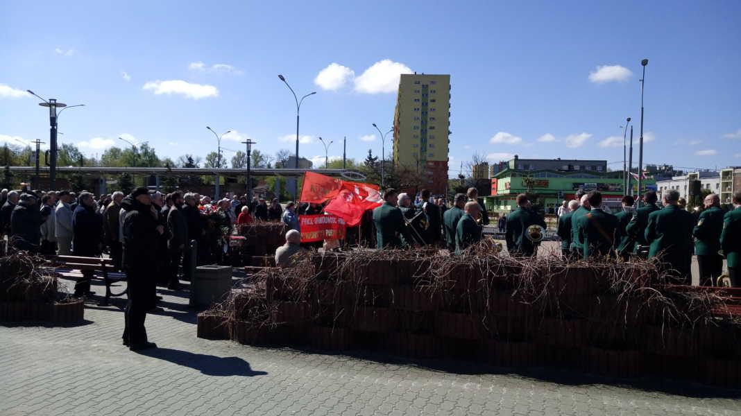 Święto Pracy w Dąbrowie Górniczej - fot. archiwum prywatne