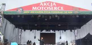 Motoserce Dąbrowa Górnicza - fot. AR