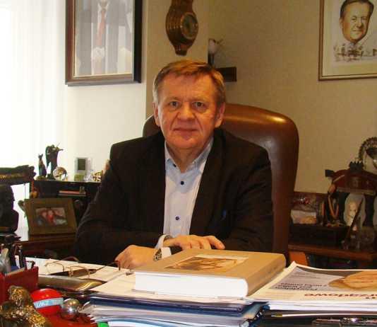 Zbigniew Podraza – fot. AR