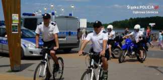 Policja - fot. KMP w Dąbrowie Górniczej