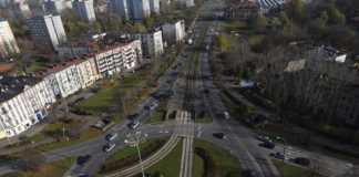 Rondo Edwarda Gierka w Sosnowcu - fot. MG