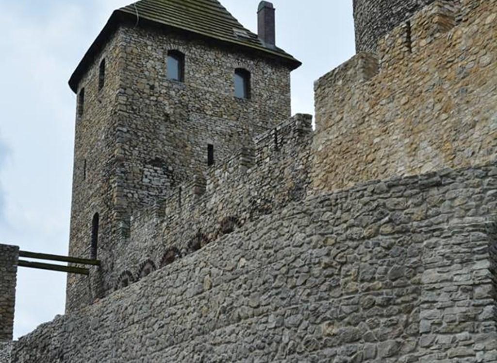 Zamek w Będzinie - fot. mat. UM Będzin