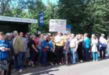 Mieszkańcy Borów - fot. AR