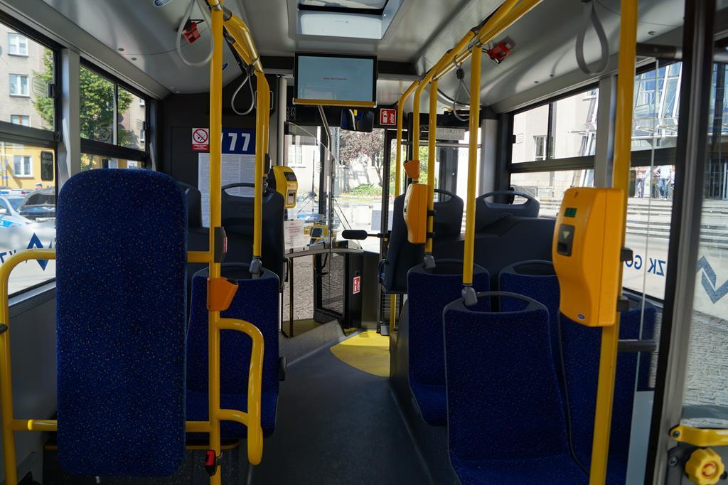 Podpisanie umowy na zakup autobusów elektrycznych - fot. MC