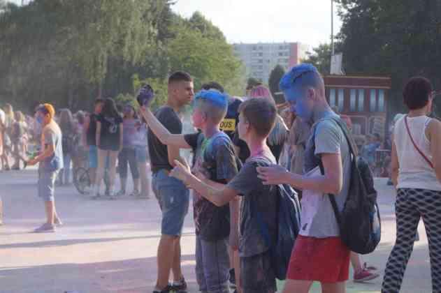 Eksplozja Kolorów - fot. MC