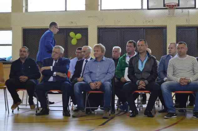 AKS Górnik Niwka świętował 100. urodziny – fot. MZ