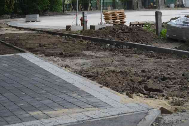 Dobiegają końca prace na Stawikach - fot. MZ