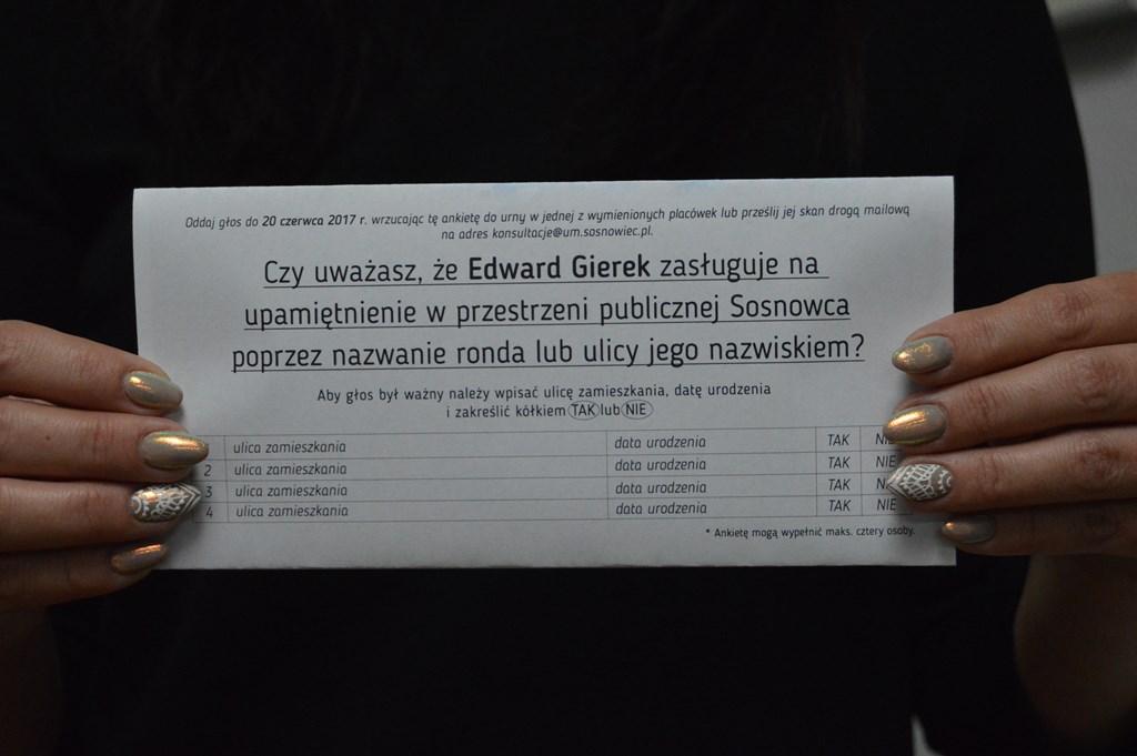 Konsultacje ws. ronda Gierka - fot. MZ