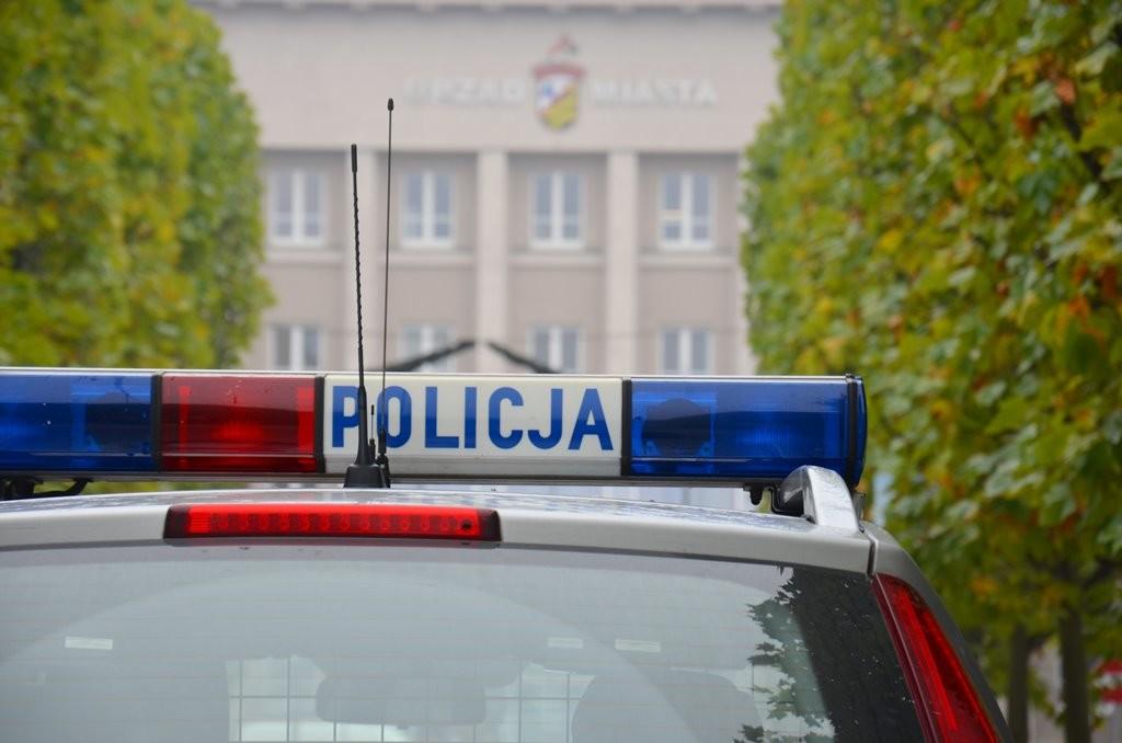 Policja - fot. Arch. TZ