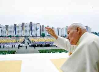 Wizyta Jana Pawła II w Sosnowcu – fot. UM Sosnowiec
