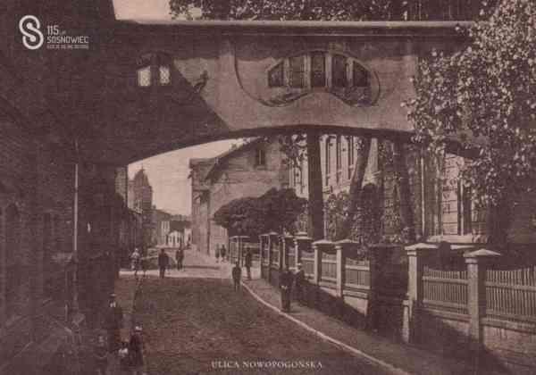 115 lat Sosnowca na starych fotografiach - fot. mat. UM Sosnowiec