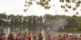 Bitwa na balony z wodą na Stawikach – fot. MC