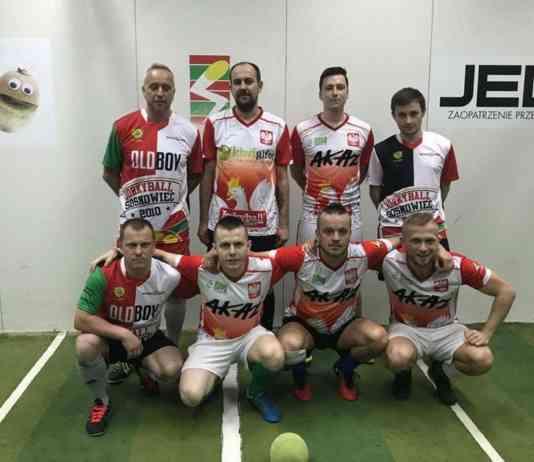 Jorkyball Sosnowiec – fot. mat. klubu