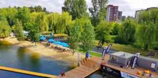 Otwarcie ware parku - fot. Wake Zone Stawiki/facebook