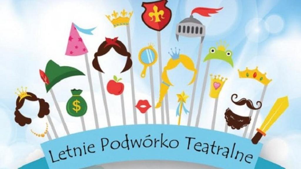 Letnie Podwórko Teatralne - fot. Piaskownica Teatralna