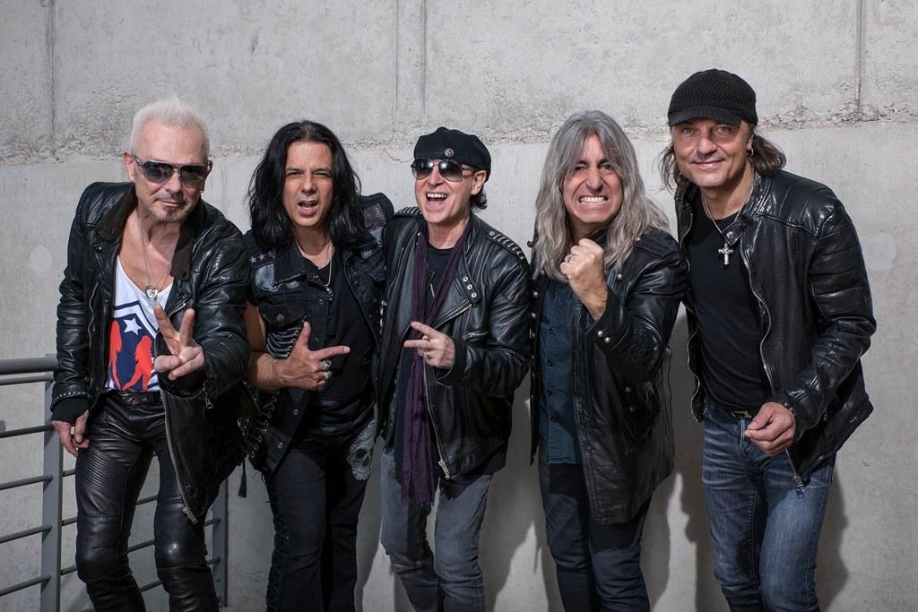 Grupa Scorpions - fot. mat. pras. LFO