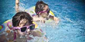 Pływalnie letnie - fot. Pexels