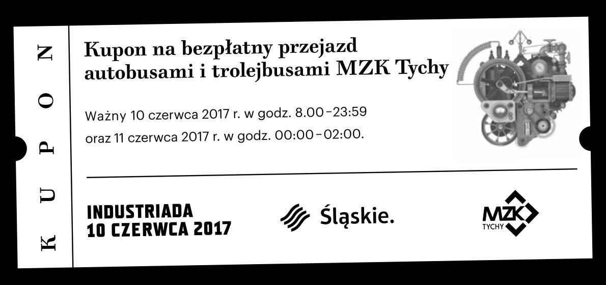 Bezpłatny transport na Industriadę - fot. mat. pras.