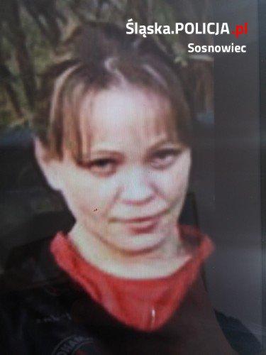 Zaginiona Beata Szulej - fot. KMP Sosnowiec