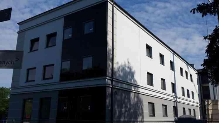 Trwa remont Urzędu Miasta w Czeladzi - fot. MŁ