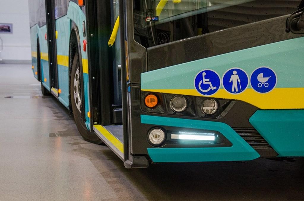 Nowe autobusy elektryczne w PKM Jaworzno - fot. Maciej Kowal