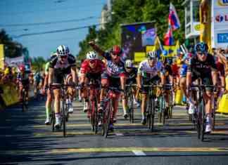 Sacha Modolo zwycięzcą drugiego etapu Tour de Pologne - fot. Szymon Gruchalski