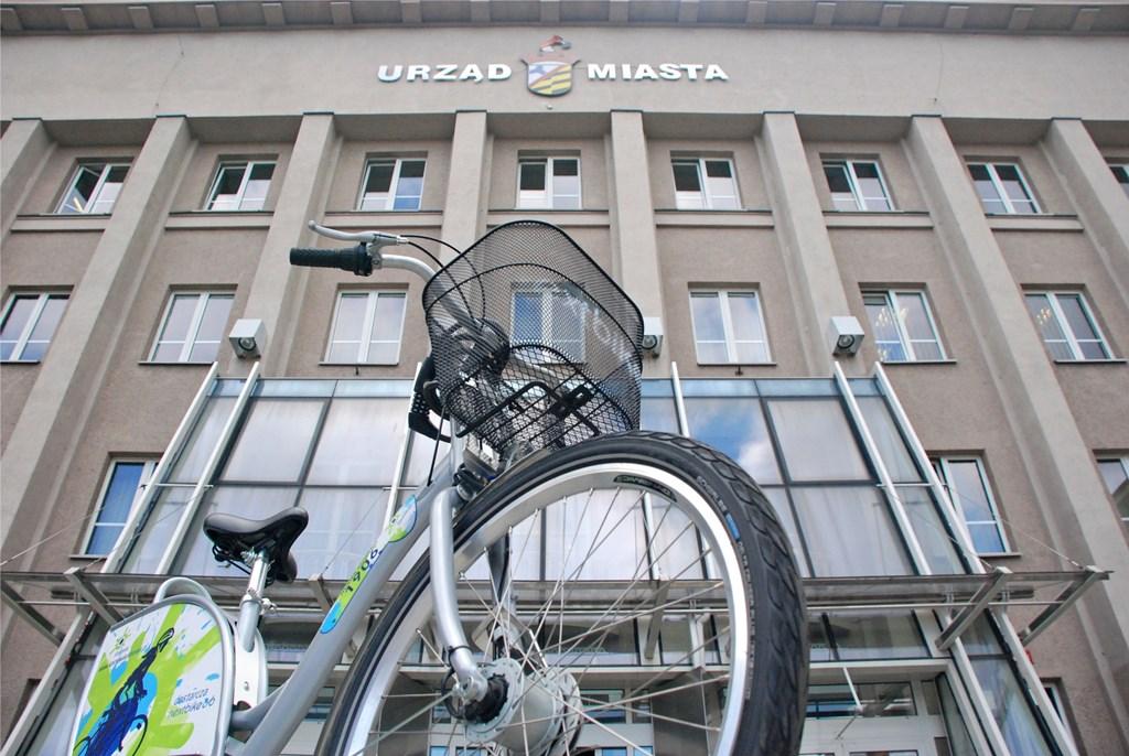 Ścieżki rowerowe w Sosnowcu - fot. UM Sosnowiec